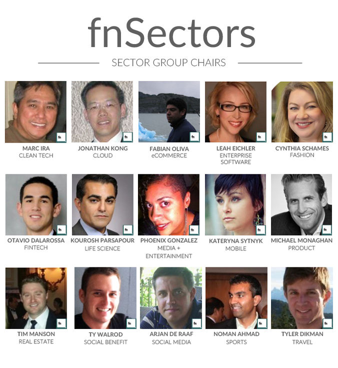 fnSectors: new startup problem solving groups at FN