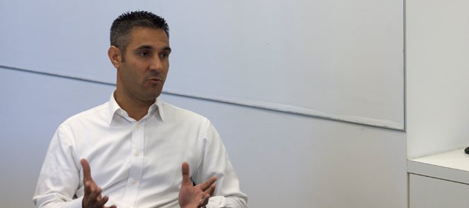 VC Arif Janmohamed Advises on Giving the Best Elevator Pitch